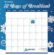 12 Days of Broadband 2019 - Day 1