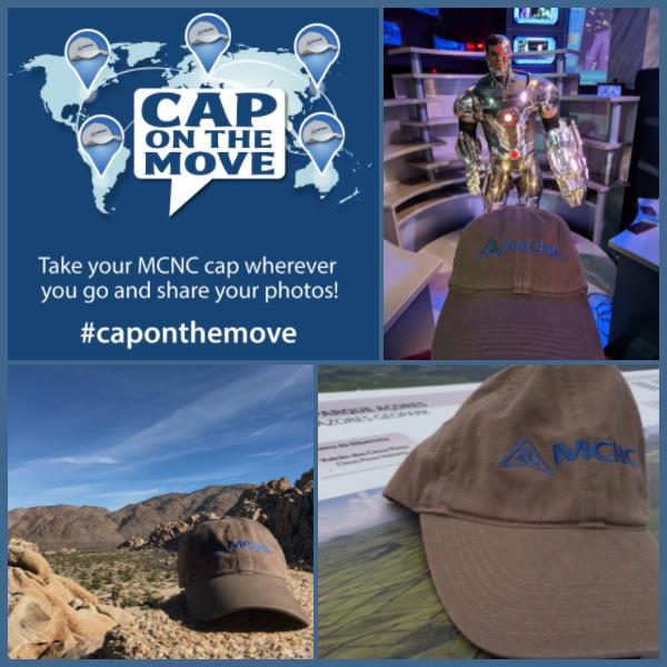 MCNC Caponthemove campaign
