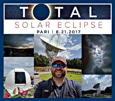 MCNC at PARI for Total Solar Eclipse - 8/21/17