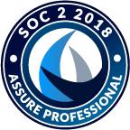 SOC 2 2018 seal